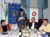 17/12/2011 Conviviale per gli Auguri Ospite Leo Turrini