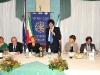 25/11/11 Conviviale Ospite Dott. Lucio Giustini